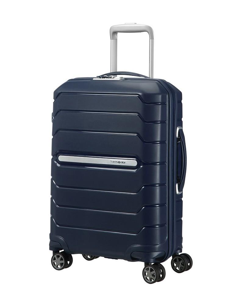 Samsonite Flux 55x40x20/24 cm 4 Roues bagage à main extensible