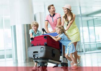 Koffer und Reisegepäck online kaufen