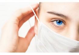 Mundschutzmasken als vorbeugende Massnahme gegen Infektionen