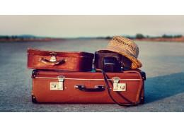 Reisegepäck für die schönste Zeit des Jahres
