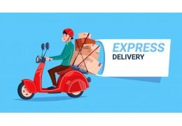 24H Express Lieferung: Rasend schnell zu Ihren neuen Koffern
